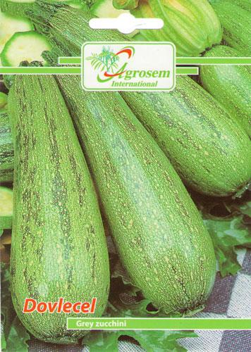 Seminte legume - Dovlecel Grey Zucchini