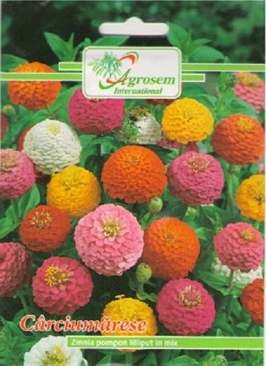 Seminte Flori Carciumarese Mix