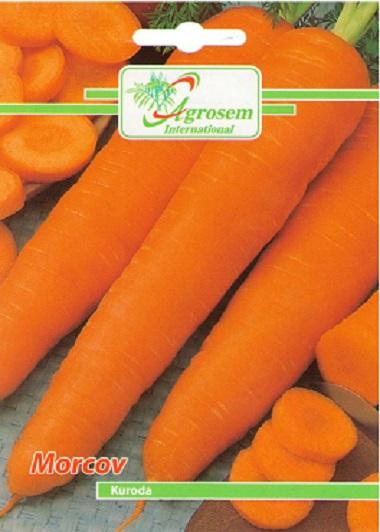 Seminte legume - Morcov Kuroda