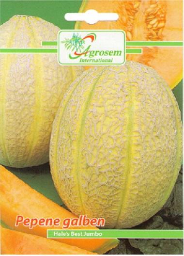Seminte legume - Pepene Galben Hale's Best Jumbo